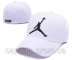 """Кепка Air Jordan Baseball """"White"""""""