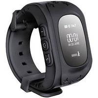 GW300 Smart Baby Watch Q50 детские смарт часы с трекером, Black , фото 1