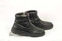 Мужские зимние ботинки FALCON натур кожа размер 40