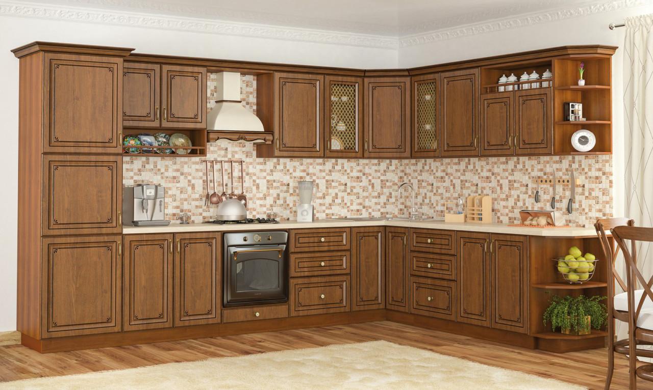 Кухня Гранд (дуб золотий)