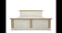 Ліжко (кровать) в спальню з ДСП/МДФ LOZE 140 (без вкладу) Арсал ВМВ Холдінг