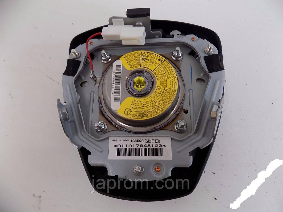 Подушка безопасности водителя в рулевое колесо Mazda 6 GH 2008-2012г.в.