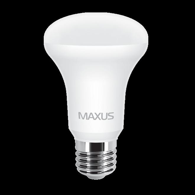 Светодиодная LED лампа MAXUS, 7W, 4100K, R63, 220V E27
