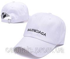 """Кепка Balenciaga Hip hop Cap """"White"""""""