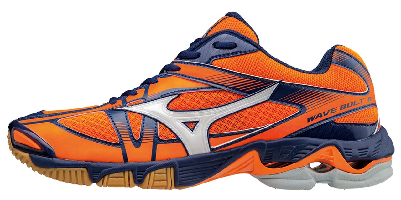 Кроссовки волейбольные Mizuno Wave Bolt 6 v1ga1760-02