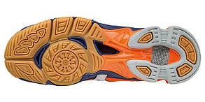 Кроссовки волейбольные Mizuno Wave Bolt 6 v1ga1760-02, фото 2
