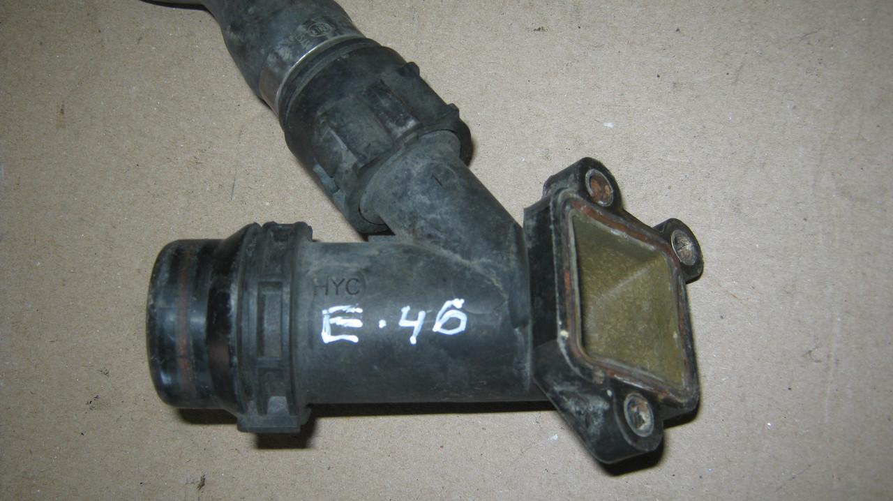 bmw e46:фланец охлаждения