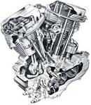 Что представляют собой головка цилиндра ГРМ для скутера?