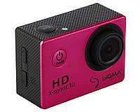 Экшн-камера SIGMA X-SPORT C10 Pink '5