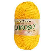 Нитка LANOSO BABY COTTON(100% ХЛОПОК)