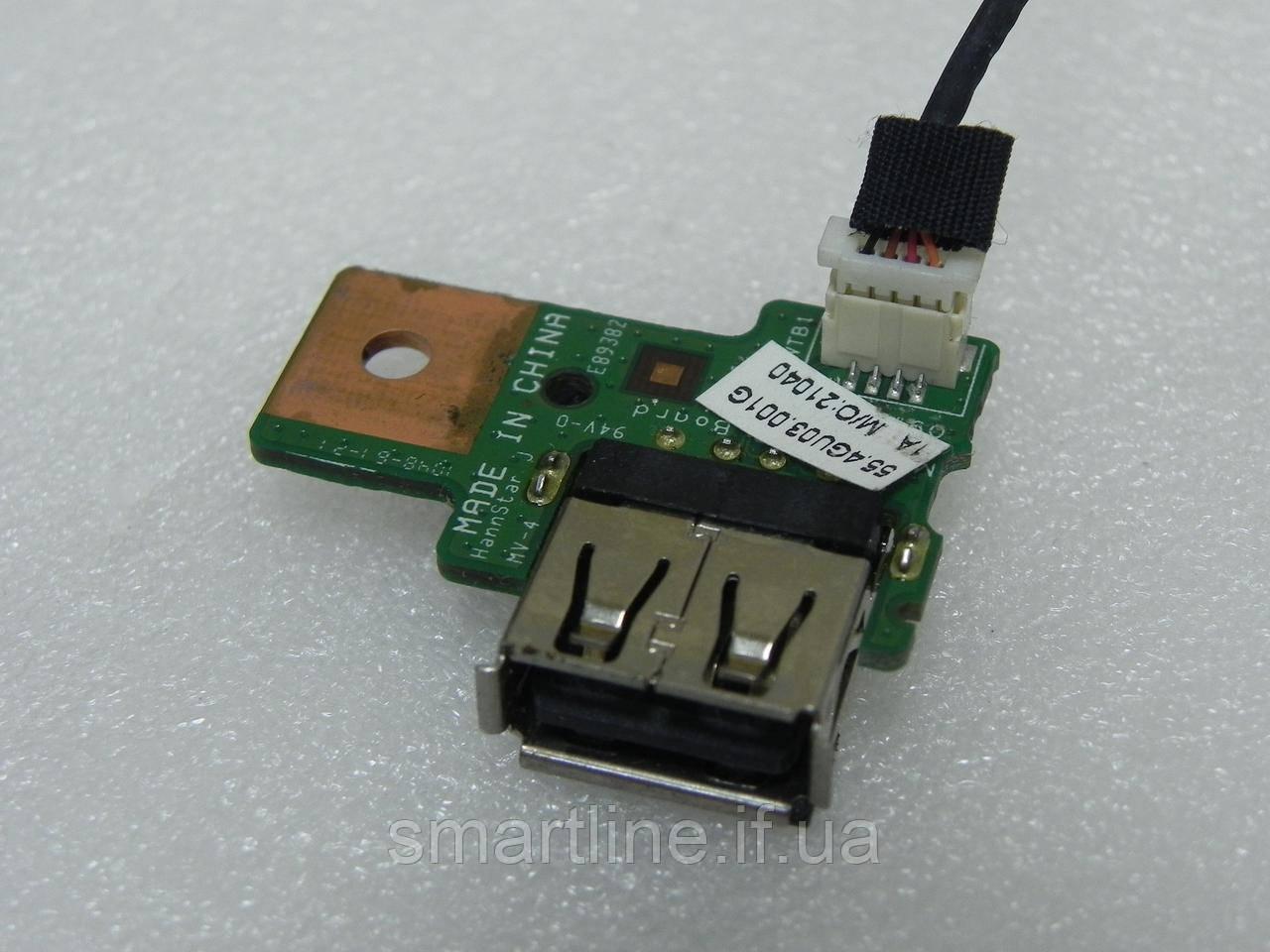 Medion Akoya MD98560 / P6630 USB Port 55.4GU03.001