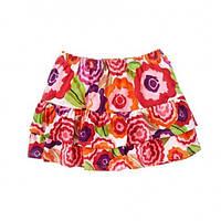 Crazy8 юбка для девочки Floral Knit Skort