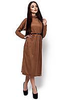Жіноче замшиве плаття від KIVI