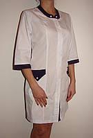 Медицинский халат 2187 (батист)