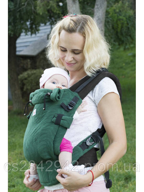Ерго-рюкзак DI SLING ADAPTED GREEN (зелений)