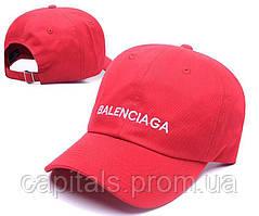 """Кепка Balenciaga Hip hop Cap """"Red"""""""