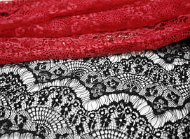 Гипюровые ткани