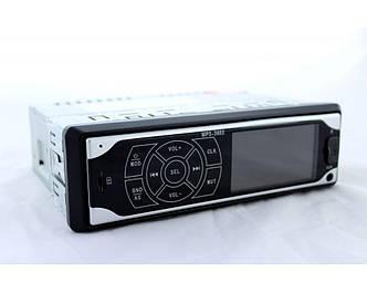 Автомагнитола MP3 3882 ISO 1DIN сенсорный дисплей, фото 2