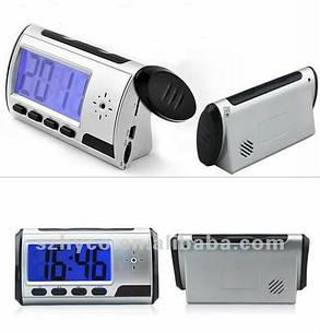 Rec-Clock - Настольные Часы со Скрытой Камерой и Датчиком Движения, фото 2