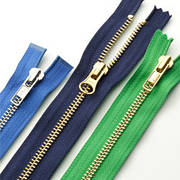 Молния YKK Metal Zipper Standard 80 см/Тип 8 1 бегунок