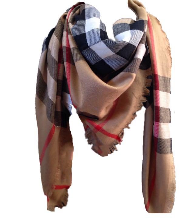 71c7d948d53d Большой кашемировый платок, шаль Burberry, люкс качество - Модные вещи оптом  и в розницу