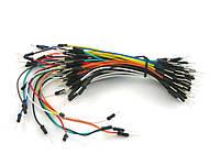 Набор соединительных проводов 65 шт. Провода-джамперы