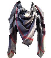 Большой кашемировый платок, шаль Burberry, люкс качество