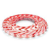 Светодиодная лента LED Biom 2835-60 IP65 красный цвет, герметичная, 1м