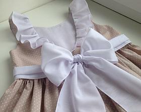 Дитяче плаття - 100 % Бавовна