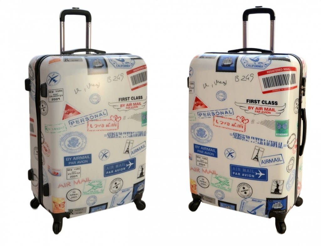 Комплект чемоданов Bagia Tokyo Mail