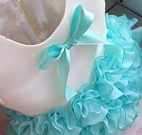 Детское платье -  Мята, фото 3