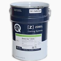 Zowo-tec 8400 лак для паркета, лестничных маршей и мебели под пистолет, кисть, валик 20L