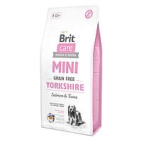 Корм Brit Care GF Mini Yorkshire