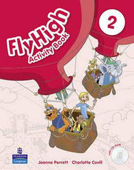Fly High 2  Комплект (Учебник + Тетрадь)