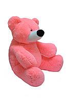 Большой мишка Алина Бублик 140 см розовый