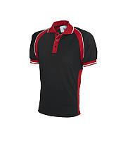 Мужская спортивная футболка Поло 123-36