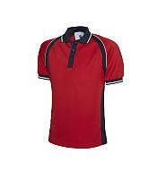 Мужская спортивная футболка Поло 123-40