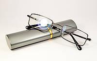 Компьютерные очки с футляром (102 С02)