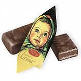 Шоколадные конфеты Аленка шоколадно - вафельная фабрика Красный Октябрь, фото 2