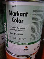 Масло-воск Лоба  Маркант 2.5л белое