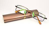 Компьютерные очки с футляром (102 С03)