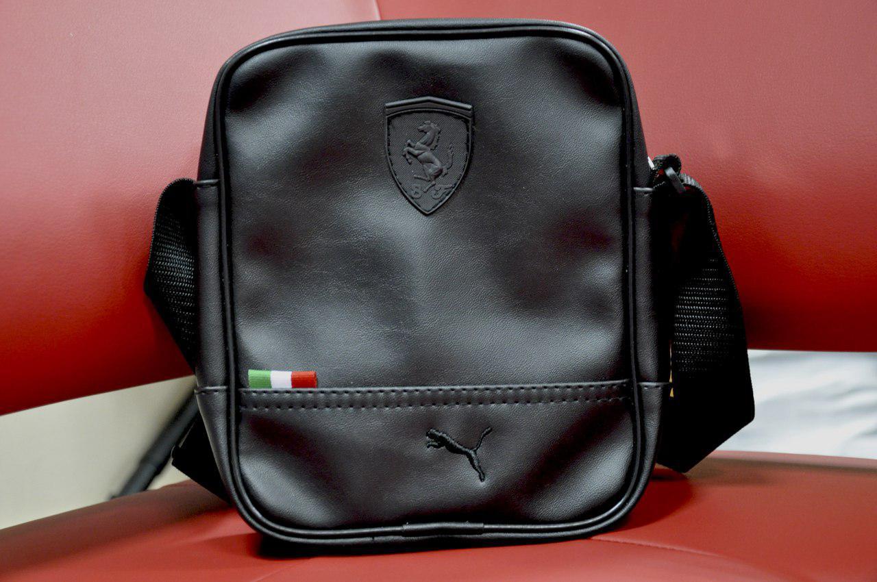 8817761e07ec Мужская сумка/барсетка через плече пума (Puma феррари) купить в ...