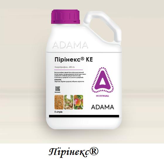 Пиринекс, инсектицид /АДАМА/ Пірінекс, інсектицид, тара 5 л