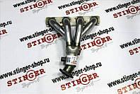 Заменитель катколлектора Stinger ВАЗ 1117, ВАЗ 1118, ВАЗ 1119 16 кл. ( 2 датчика кисл. )
