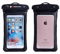 Водонепроницаемый чехол Extreme Bag для смартфонов до 5,5 '' черный, фото 1