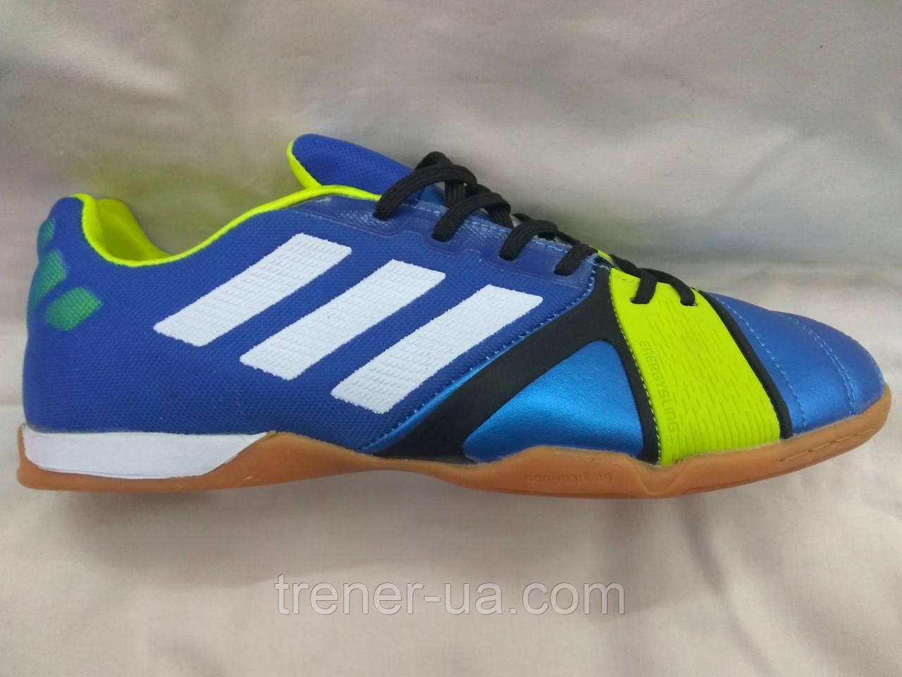 e13863fabbf4 Футзальная обувь Adidas Nitrocharge 1.0 - Интернет магазин футбольной  атрибутики и аксессуаров в Хмельницком