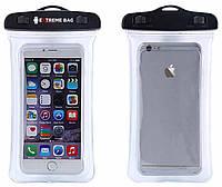 Водонепроницаемый чехол Extreme Bag для смартфонов до 5,5 '' прозрачный