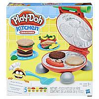 Play-Doh Бургер гриль