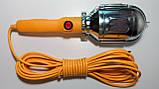 Светильник ручной светодиодный переносной 10 м (14 SMD), 220В, фото 2