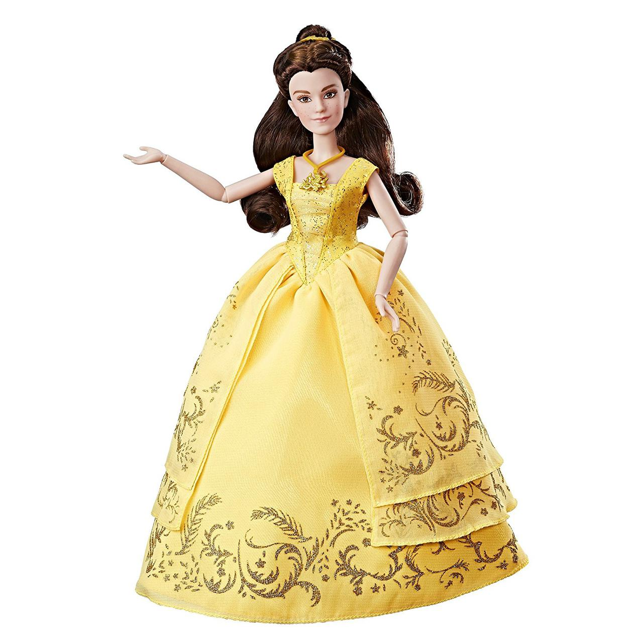 Disney Белль в бальном платье Beauty and the Beast Enchanting Ball Gown Belle